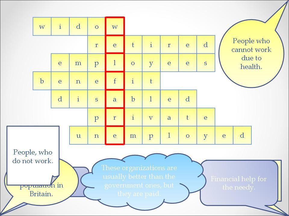 Как кроссворд сделать в презентации чтобы 352